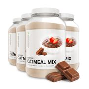 4 st Protein Oatmeal Mix