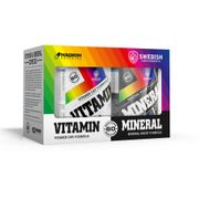 Swedish Supplements Vitamin & Mineral Complex