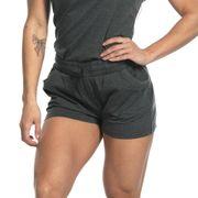 Shorts Thea, Dark Greymelange