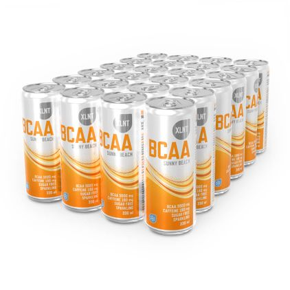BCAA Energidrik 24stk