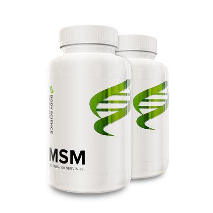 2 stk MSM