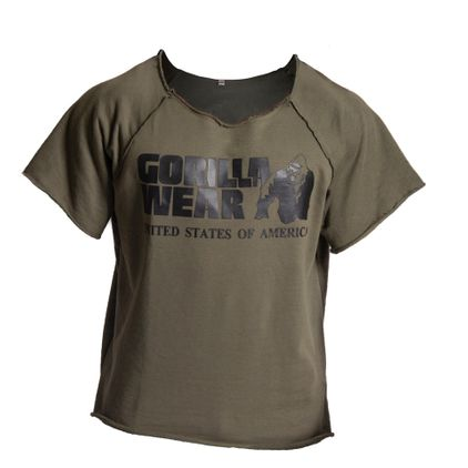 Gorilla Wear Classic Workout Top