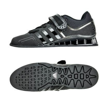 Adidas adiPower Weightlifting, sort