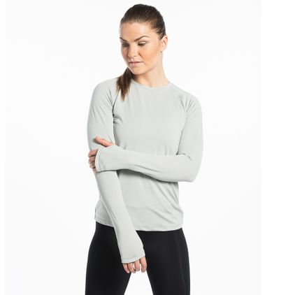 Bella L/S, Grey