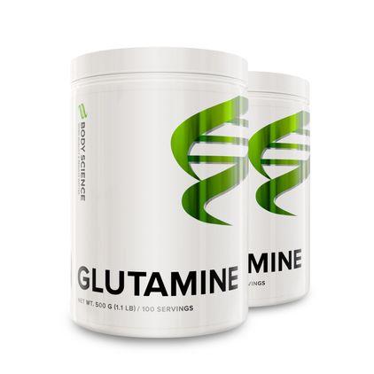 Glutamine, 2 stk