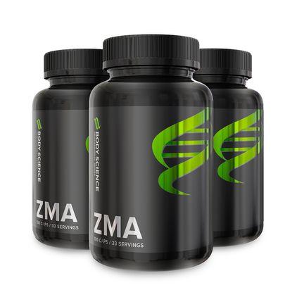 ZMA, 3 stk