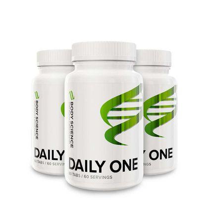3 stk Daily One