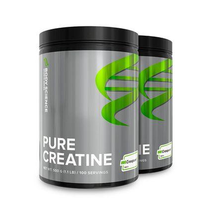 Pure Creatine Storpack 2 st