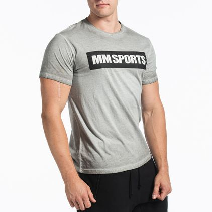 Box Tee Amir Light Grey