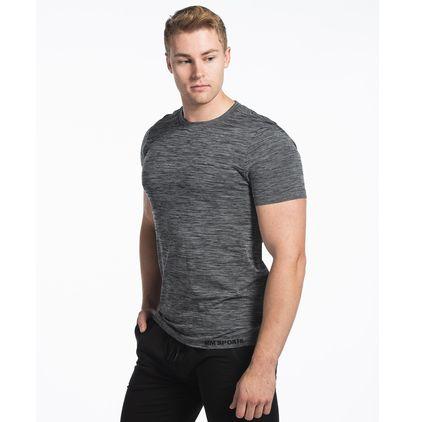 Seamless Colin T-shirt Grey Melange