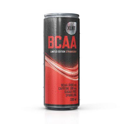 BCAA Energidrik - Strawberry LTD